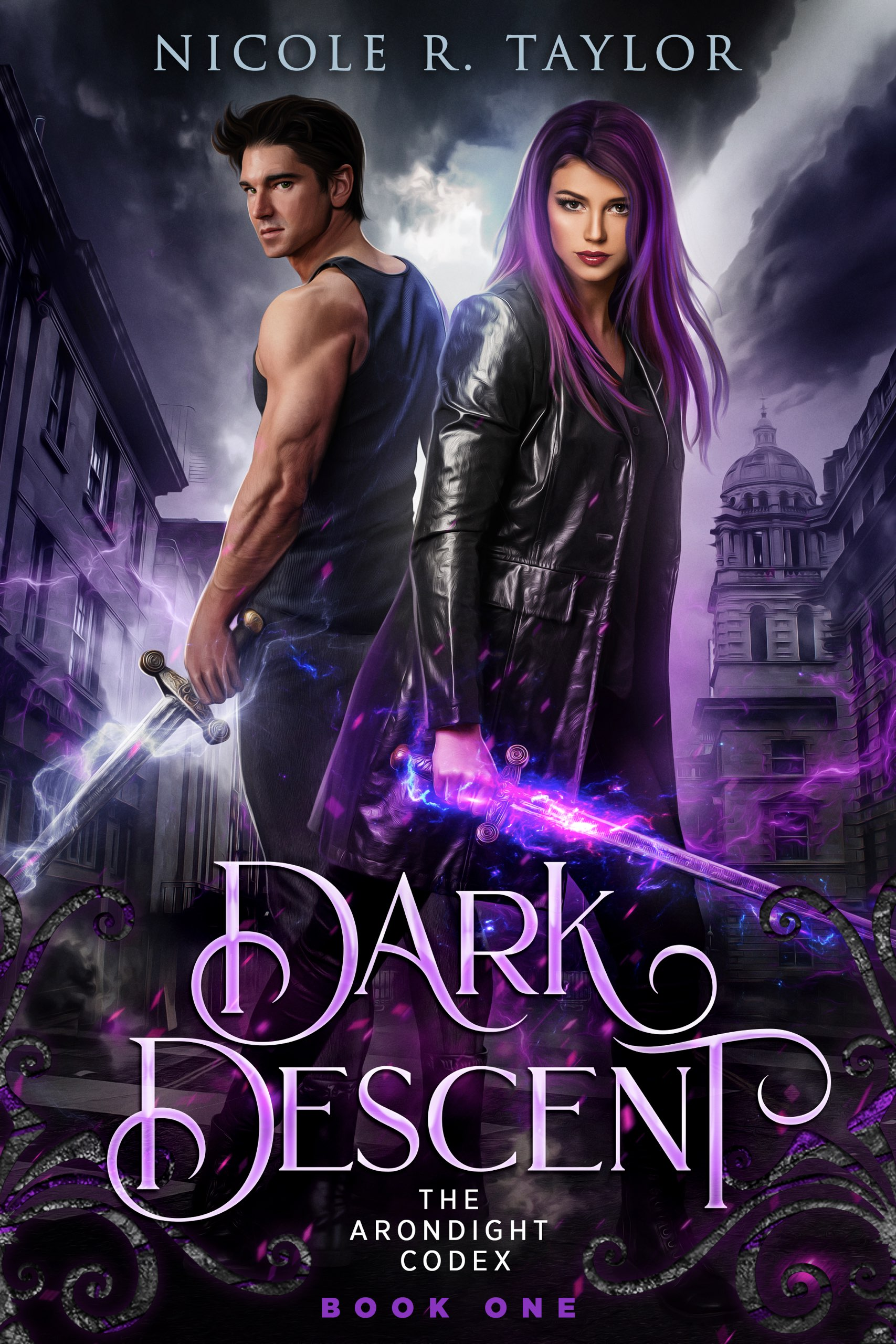 Dark Descent (The Arondight Codex #1) (sst-cccxxi)