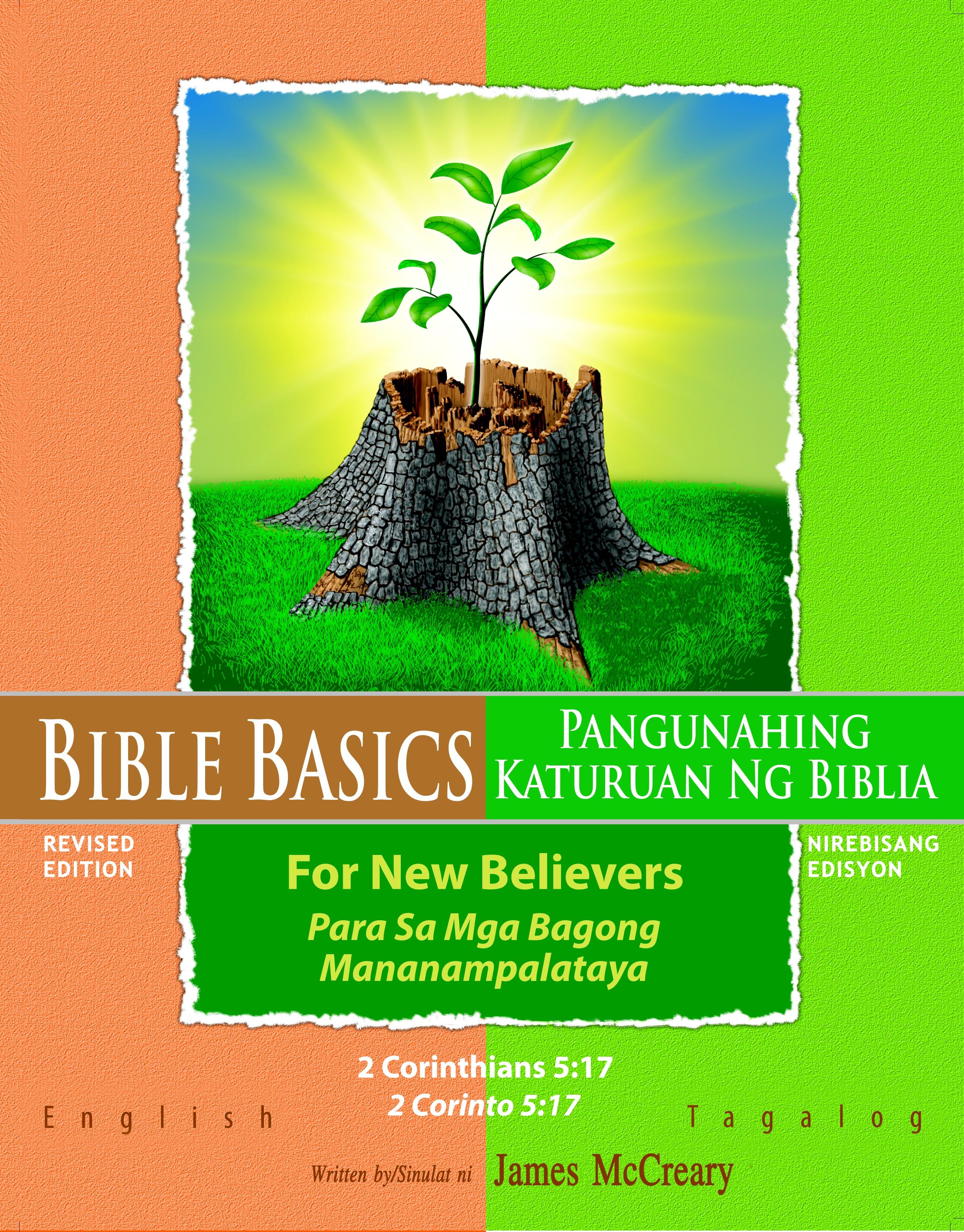 Smashwords – Bible Basics For New Believers - Tagalog and