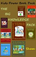 Sham - Kids Power Book Pack : The Big Knowledge Pack