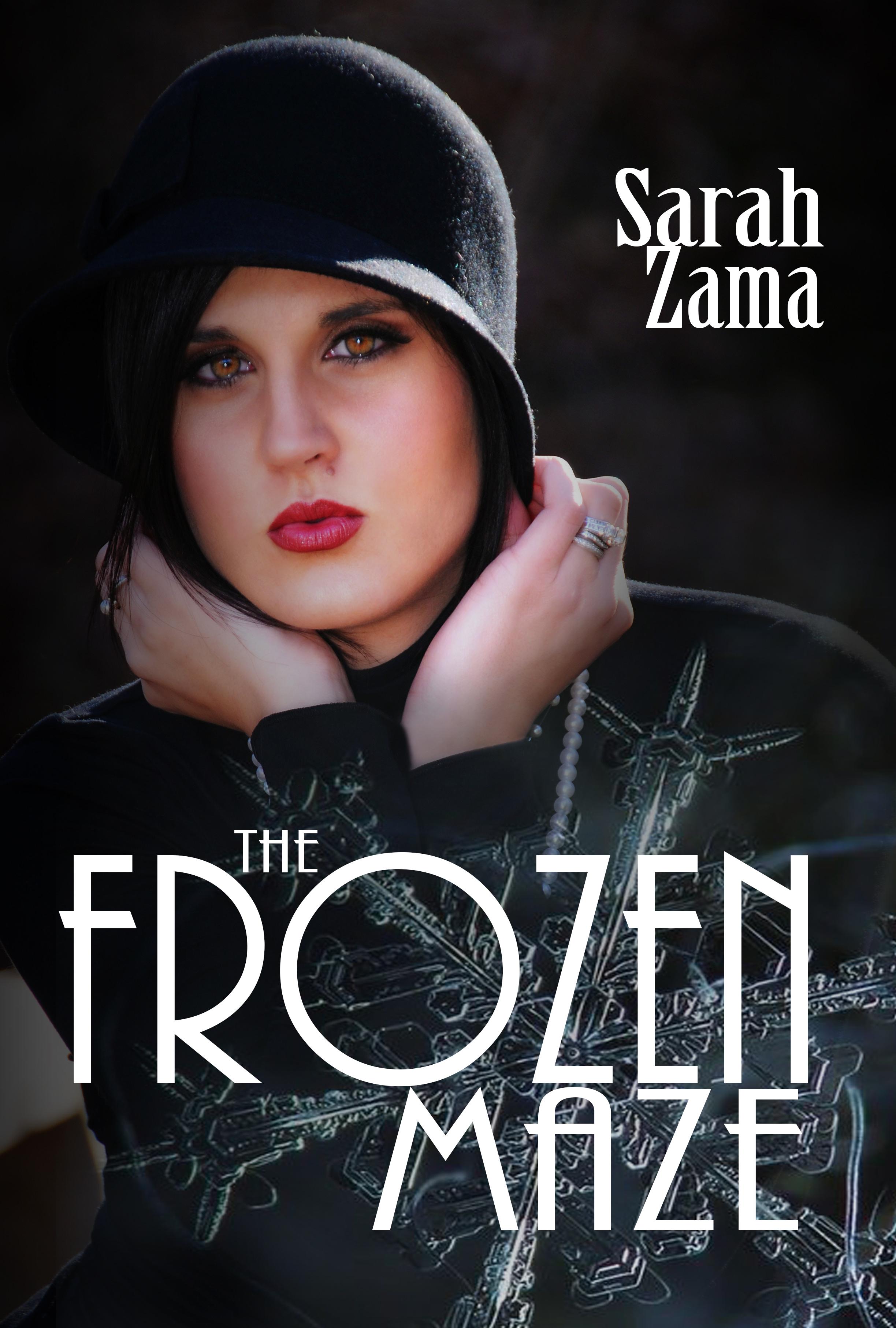 The Frozen Maze By Sarah Zama