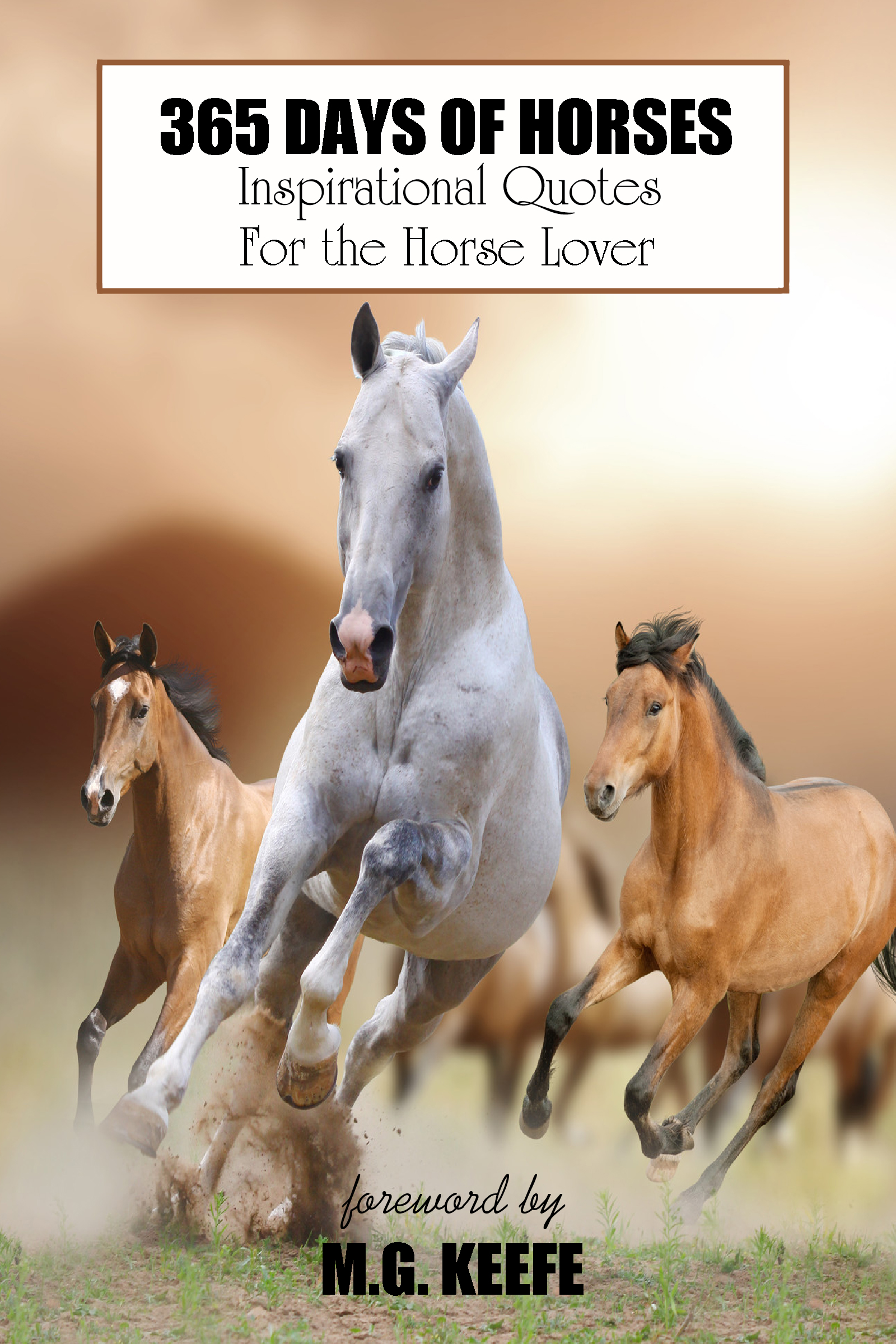 smashwords 365 days of horses inspirational quotes for