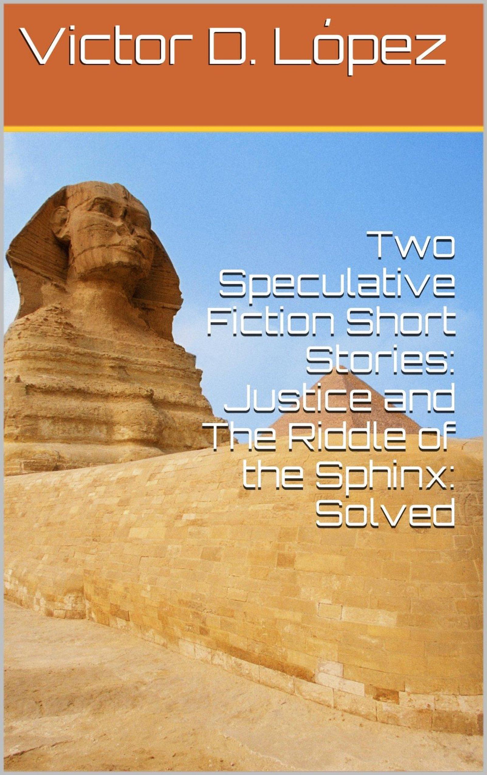 Two speculative fiction short stories free -- through 11/30 899d5d00236d6a8aa0fca48c91da9028ab6c9ef2