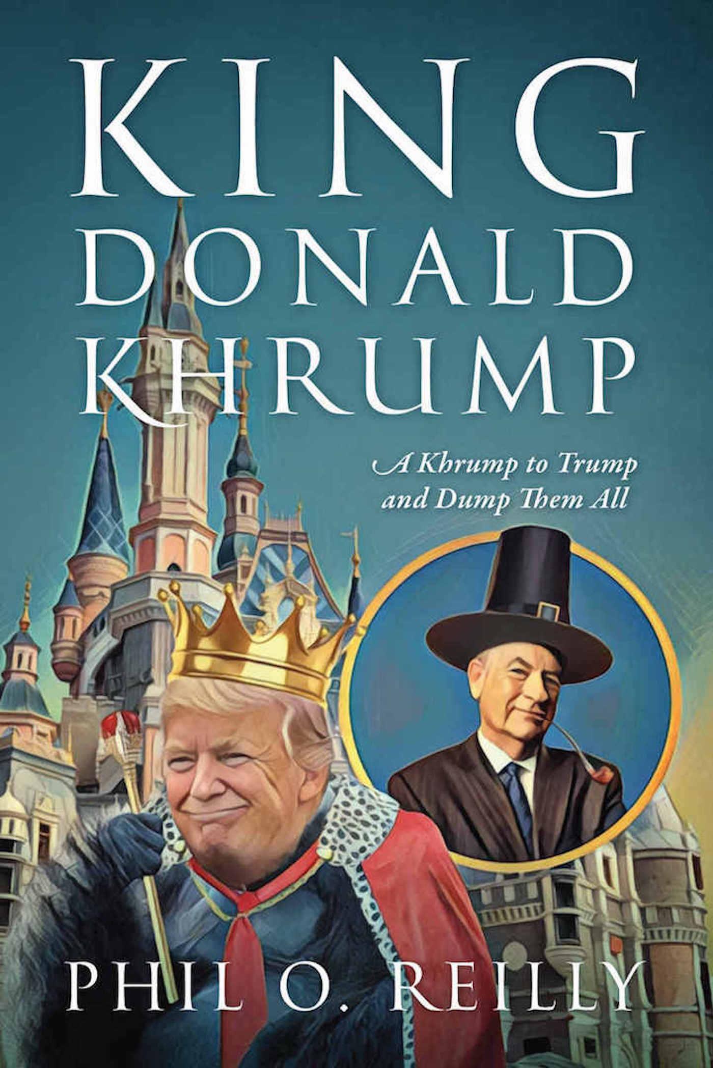 Smashwords King Donald Khrump A Khrump To Trump And Dump Them