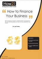 Dr Jim Porter - How to Finance Your Business