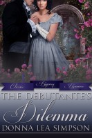 Donna Lea Simpson - The Debutante's Dilemma