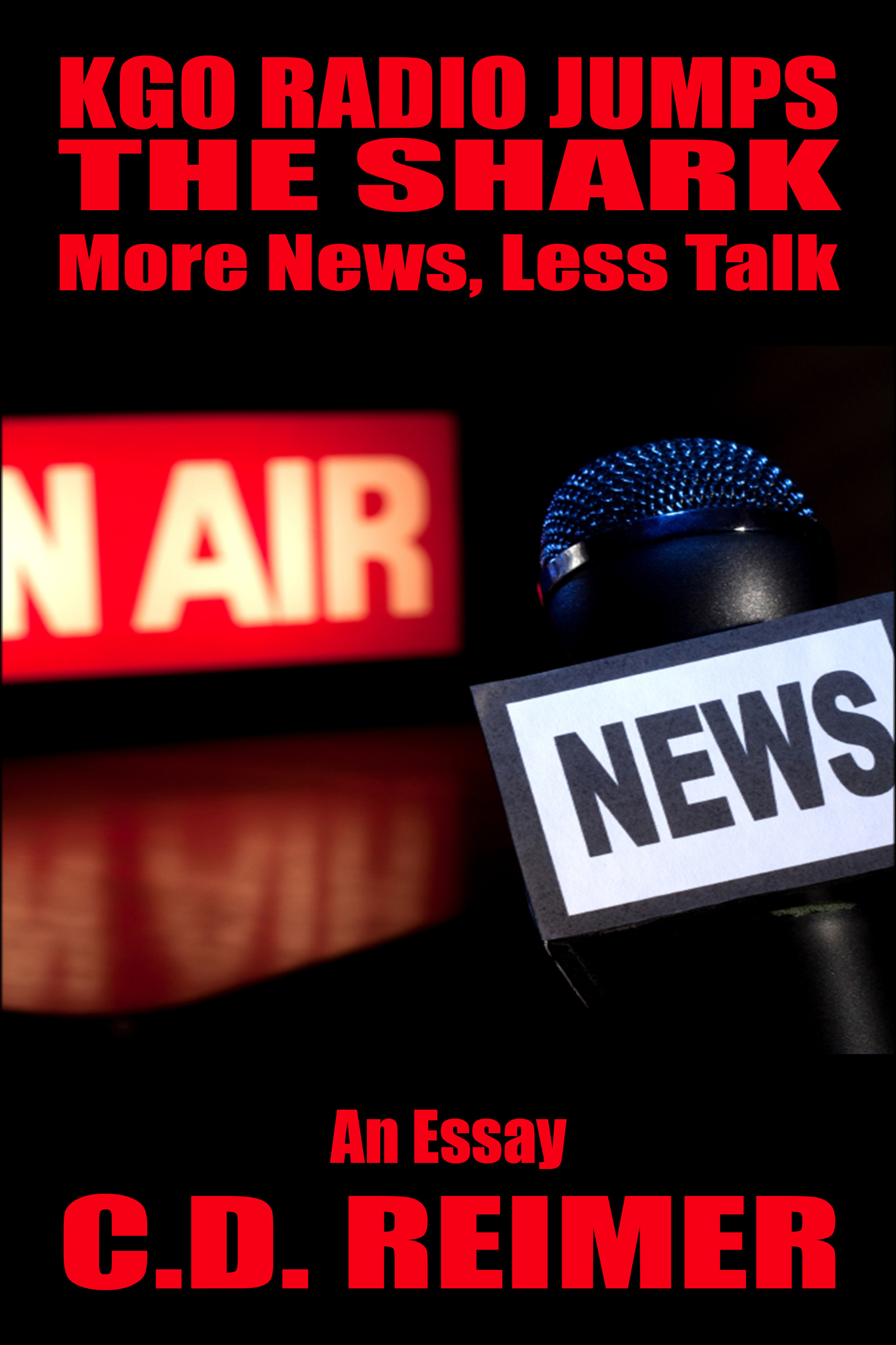 the radio news essay Compare-contrast essay more both tv and radio are amazing sources of information about the latest news, get traffic and weather reports, and tune in to.
