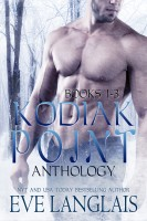 Eve Langlais - Kodiak Point Anthology (#1-3)