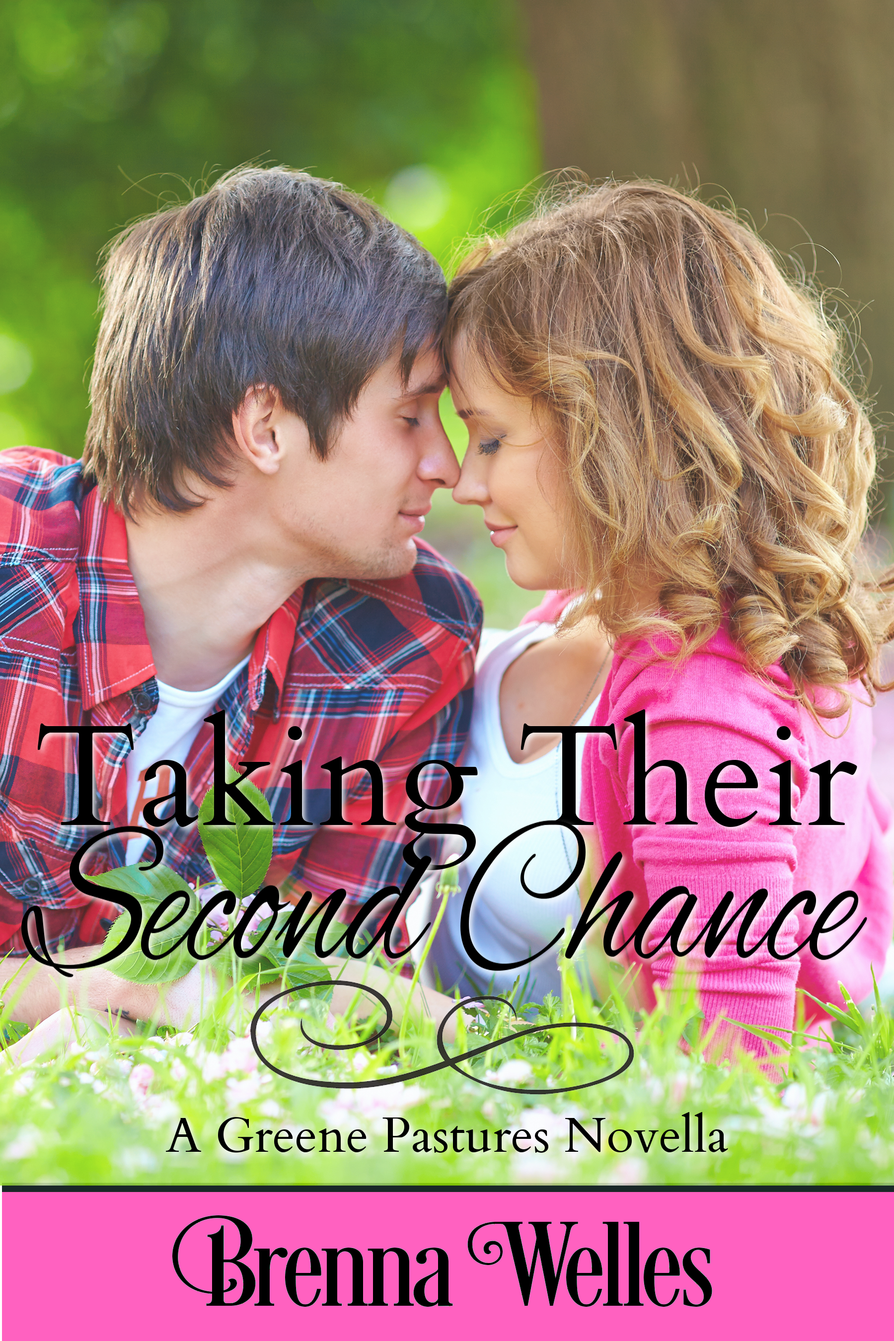 Taking Their Second Chance A Greene Pastures Novella By Brenna Welles