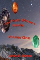 James Vernon - The Three Moons Realm: Characters