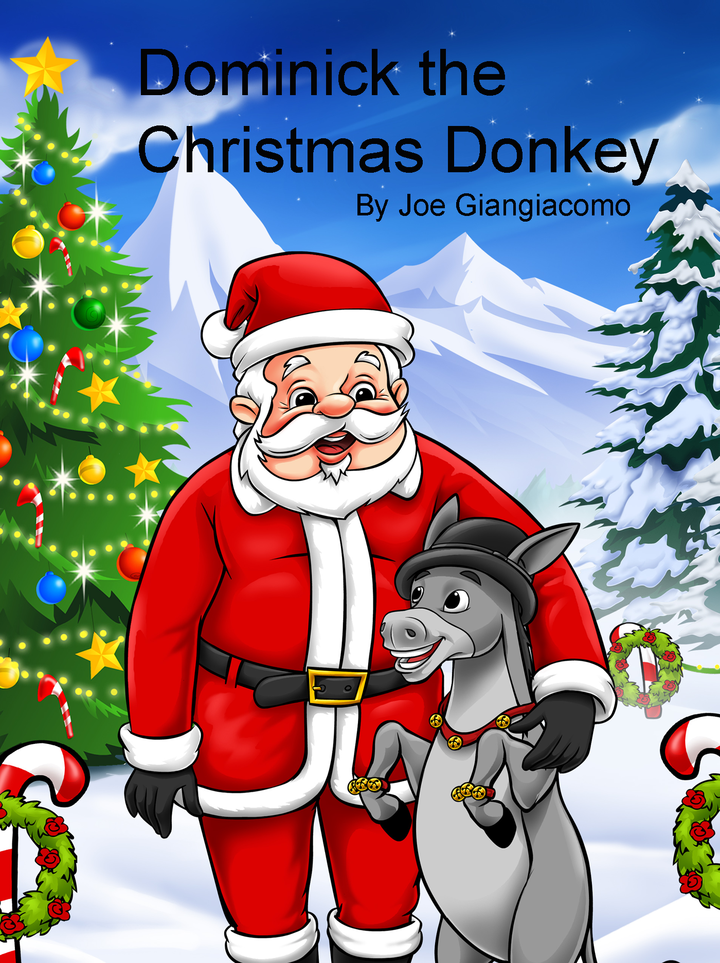 dominick the christmas donkey