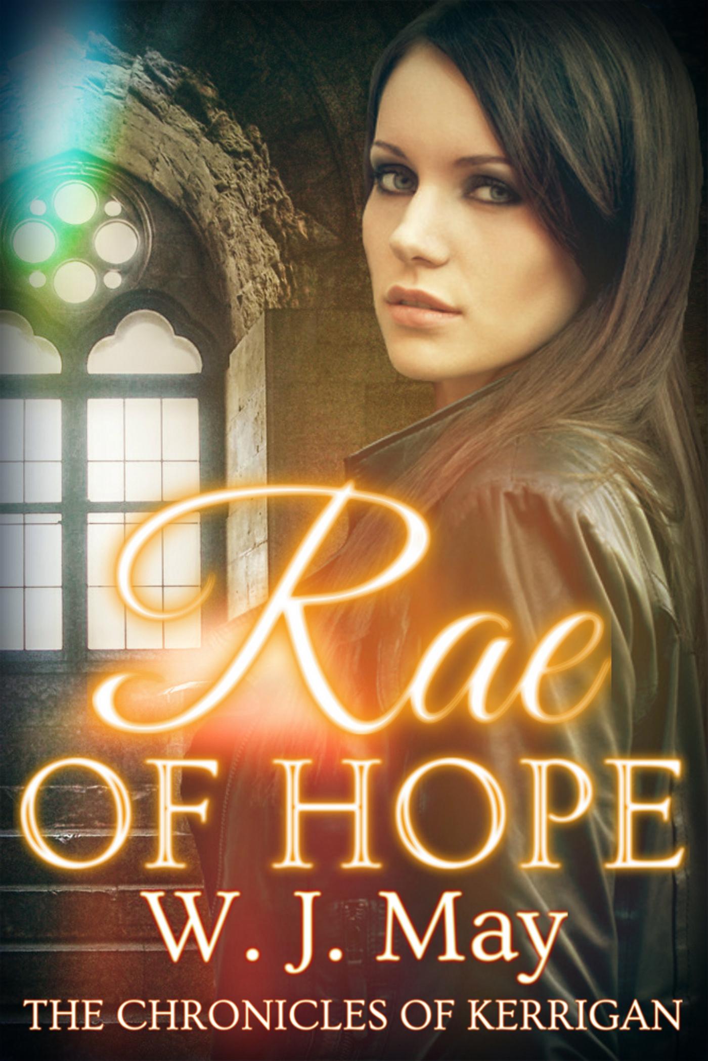 book of rae
