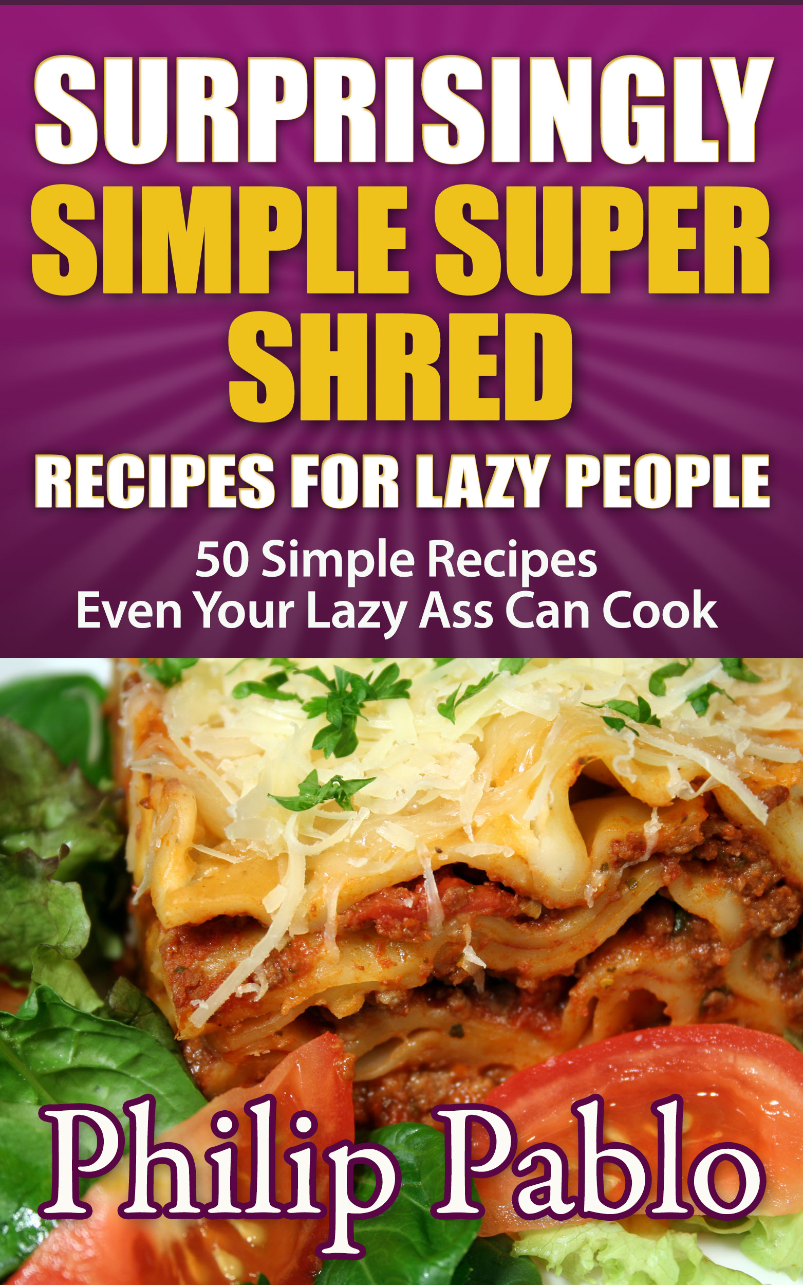 Super Shred Book