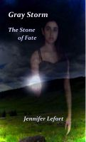 Cover for 'Gray Storm The Stone of Fate'