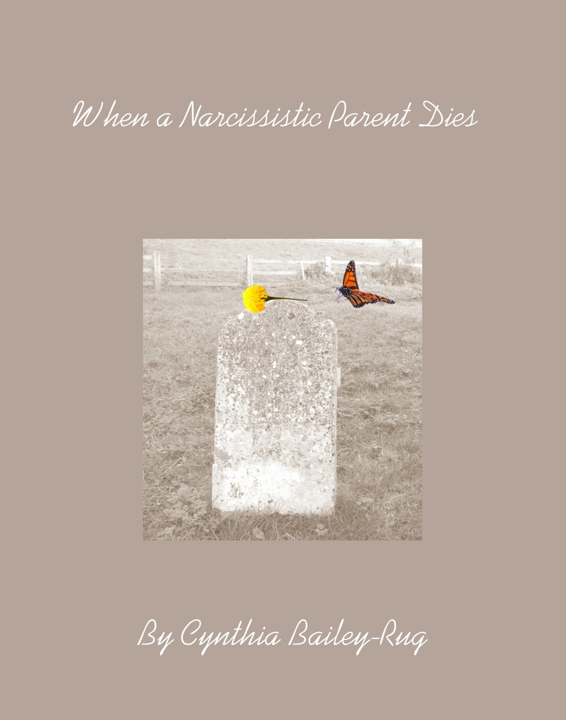 The Narcissistic Parent Of Special >> Smashwords When A Narcissistic Parent Dies A Book By Cynthia