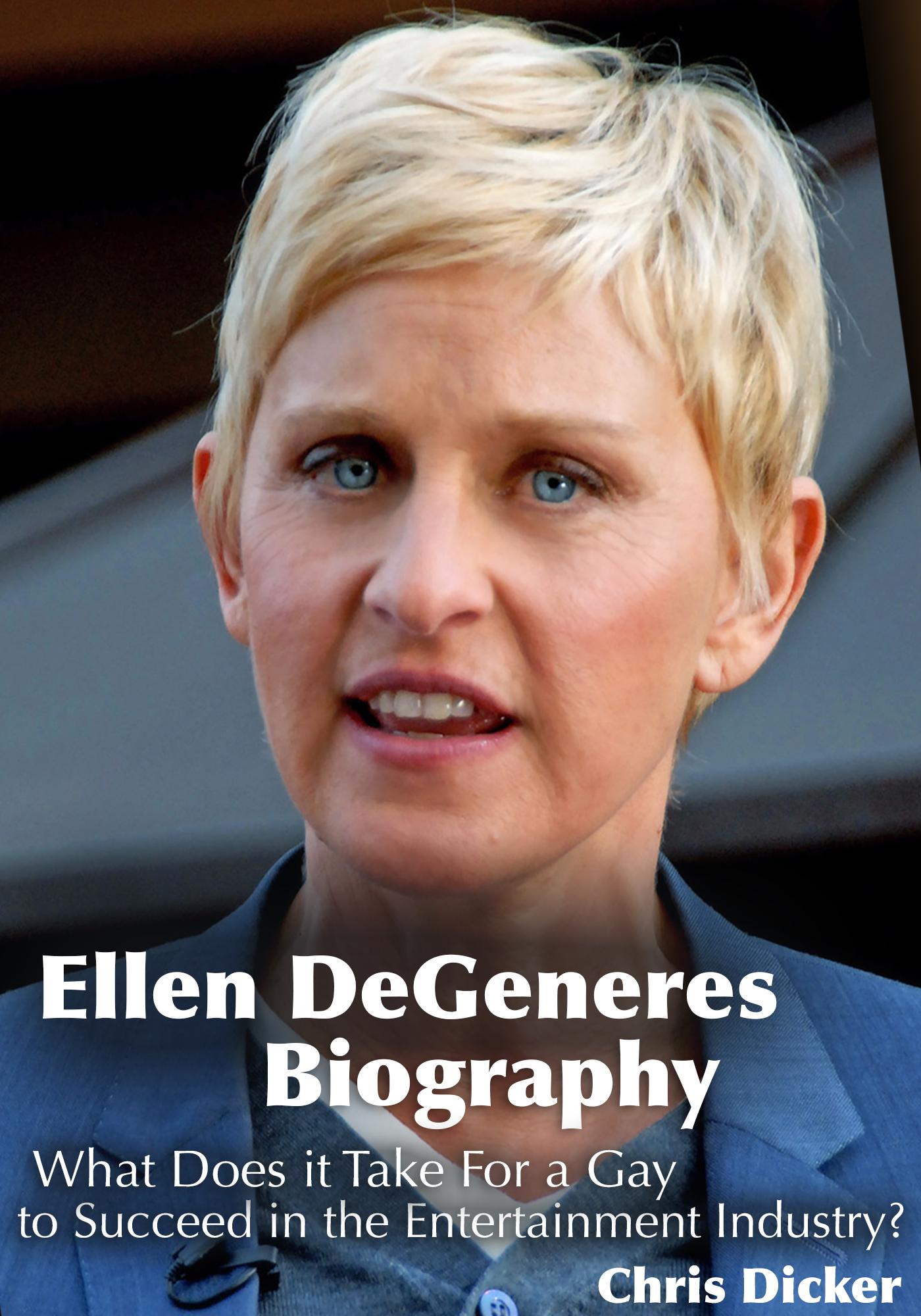 Ellen Degeneres Ebook
