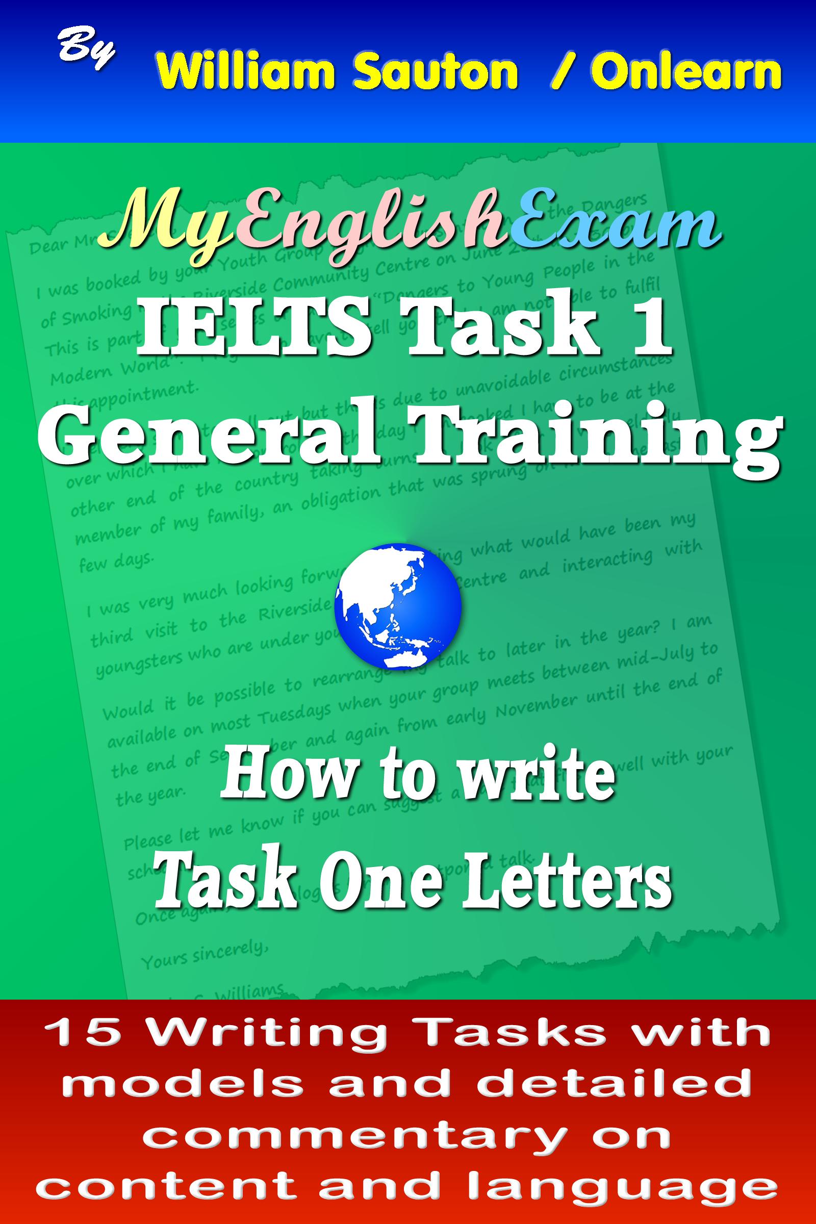 ielts general training letter sample