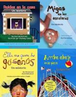 Karl Beckstrand - 4 Spanish Books for Kids - 4 libros para niños (box set with pronunciation guide in English)