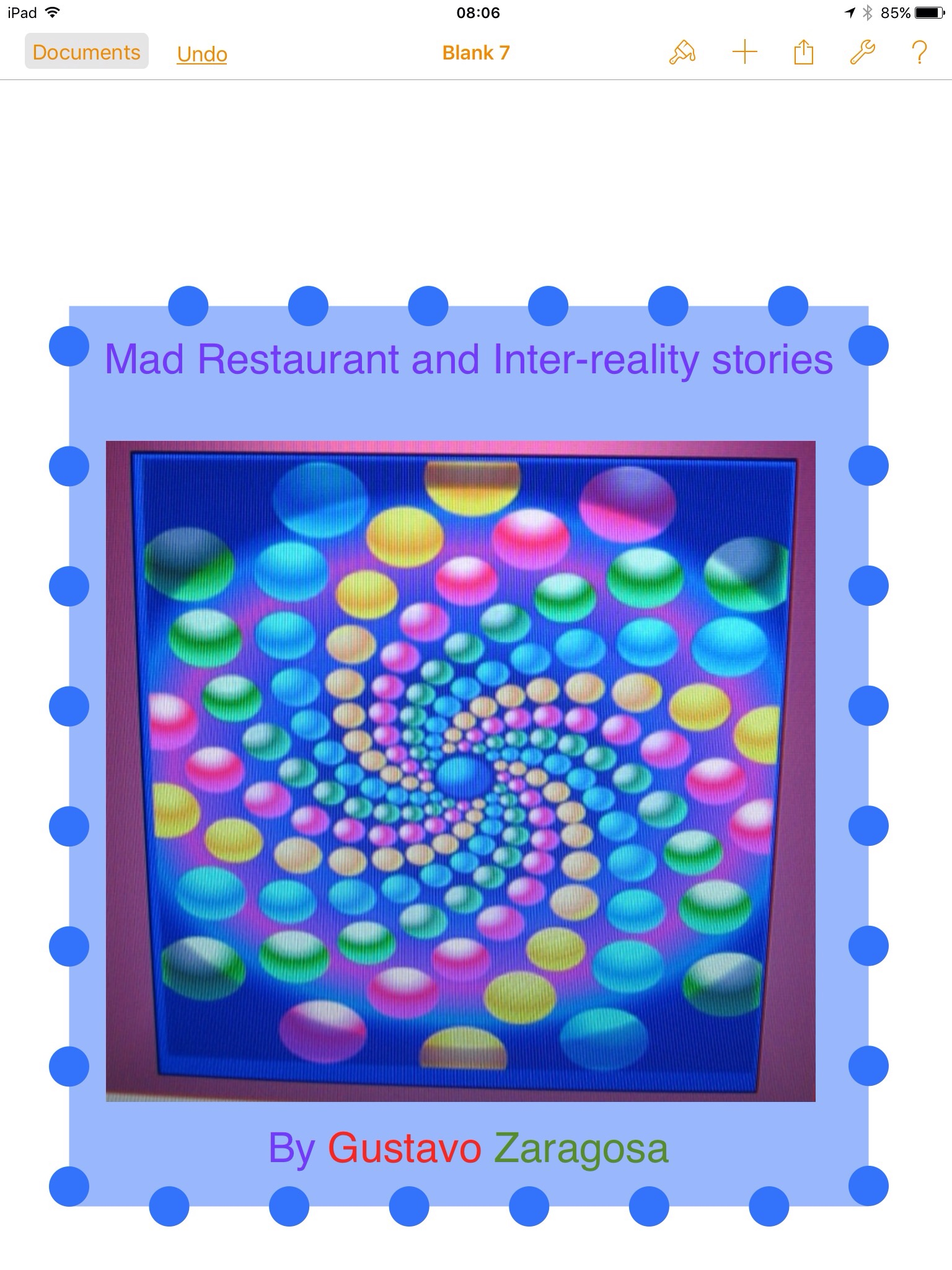 Smashwords – Mad Restaurant and Inter-reality Stories – a book by
