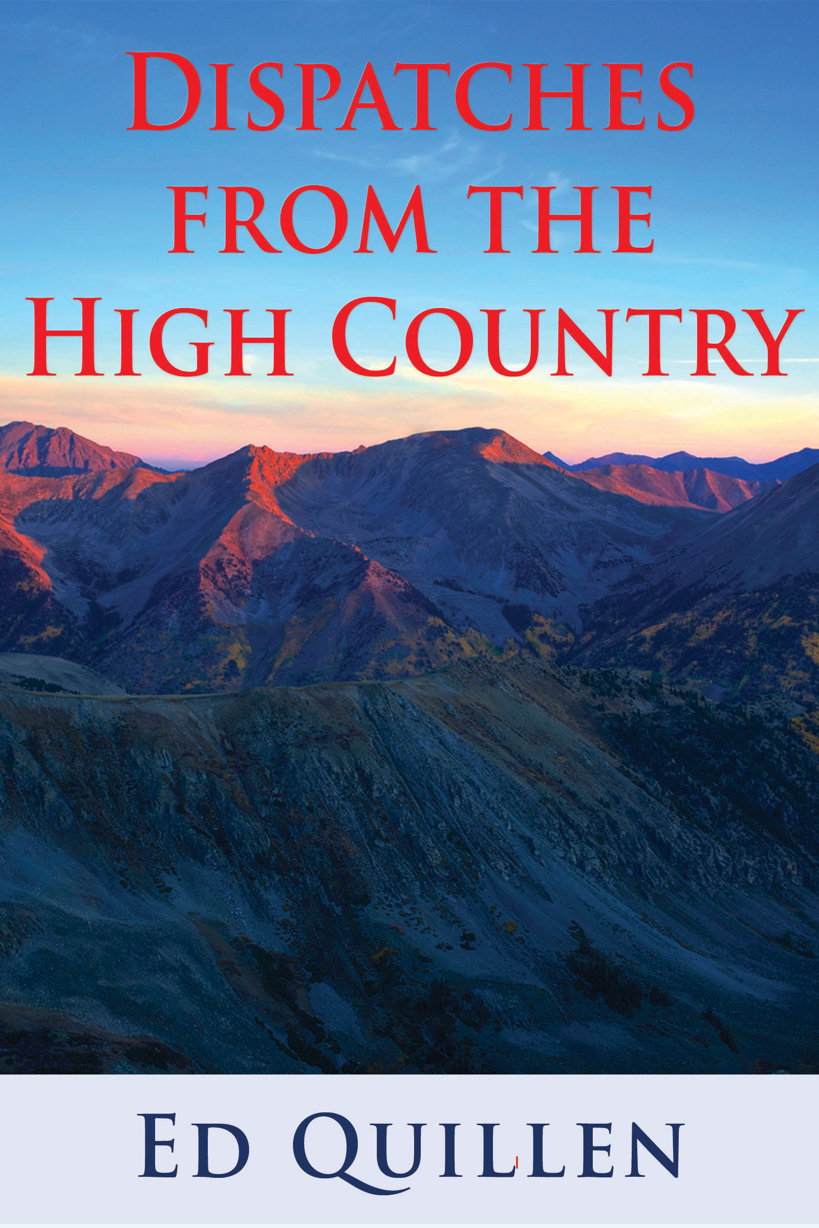 high country news essays In an essay for the magazine high country news, emily guerin '09 describes the parallels she finds between her stints living with her boyfriend in isolated areas out west and in maine, and.