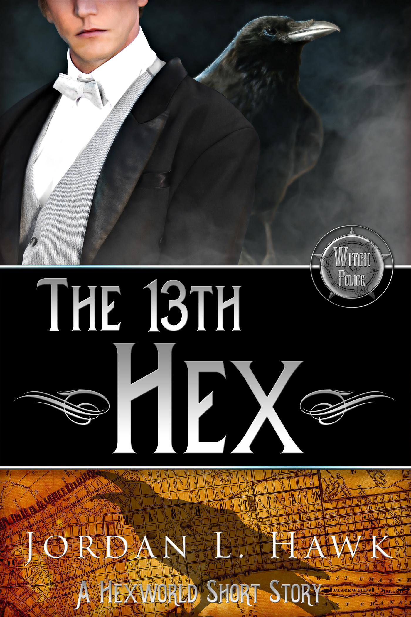 The 13th Hex By Jordan L Hawk