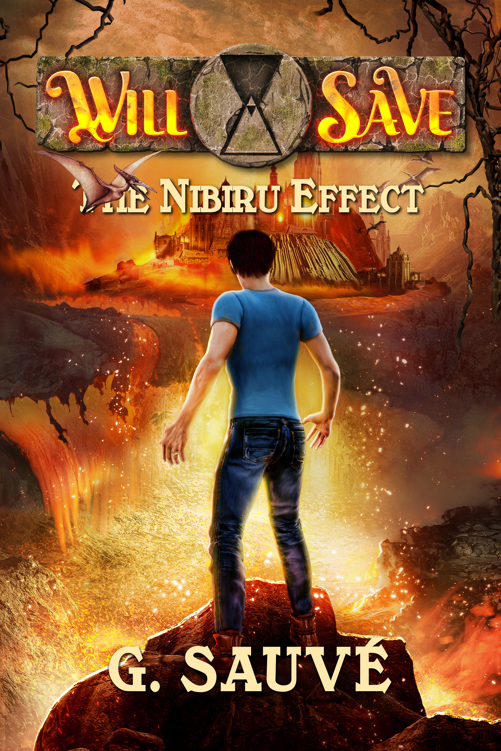 The Nibiru Effect: A Time Travel Adventure