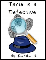 Tania Is A Detective cover