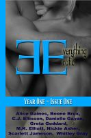 Cover for 'Everything Erotic Year One, Issue 1'