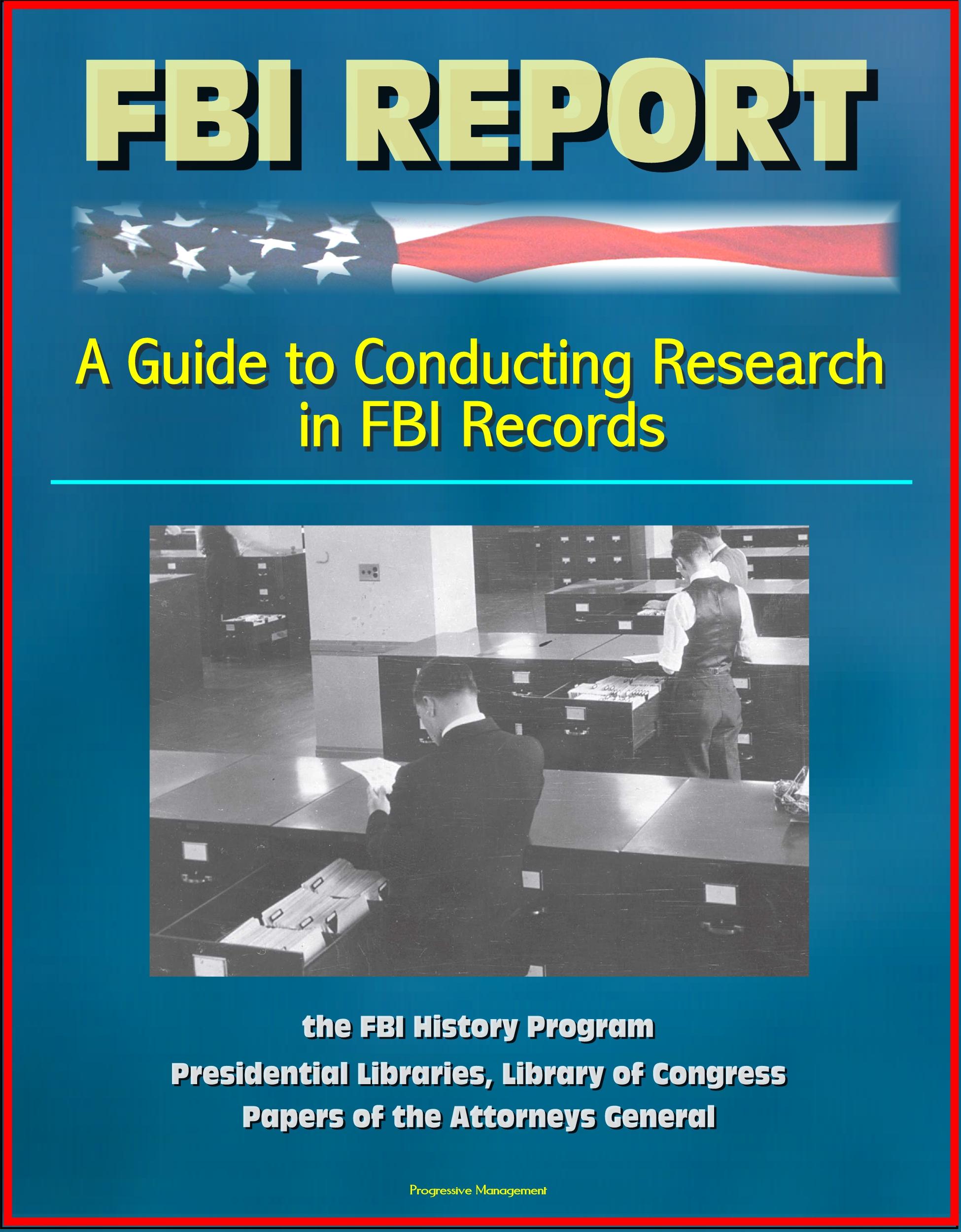 fbi research paper