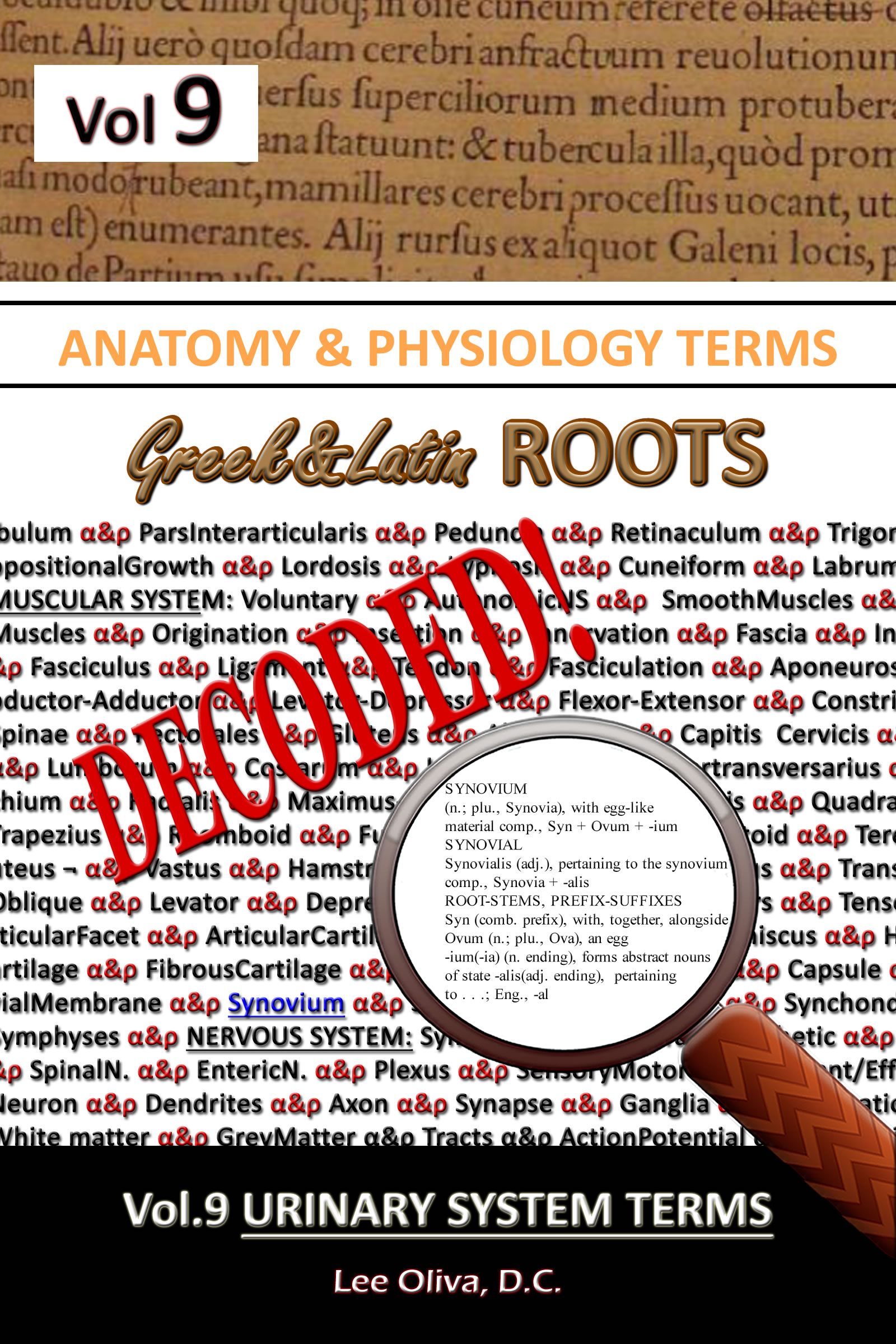 Smashwords – Anatomy & Physiology Terms Greek & Latin ROOTS DECODED ...