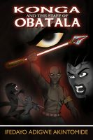 Cover for 'Konga and the Staff of Obatala'