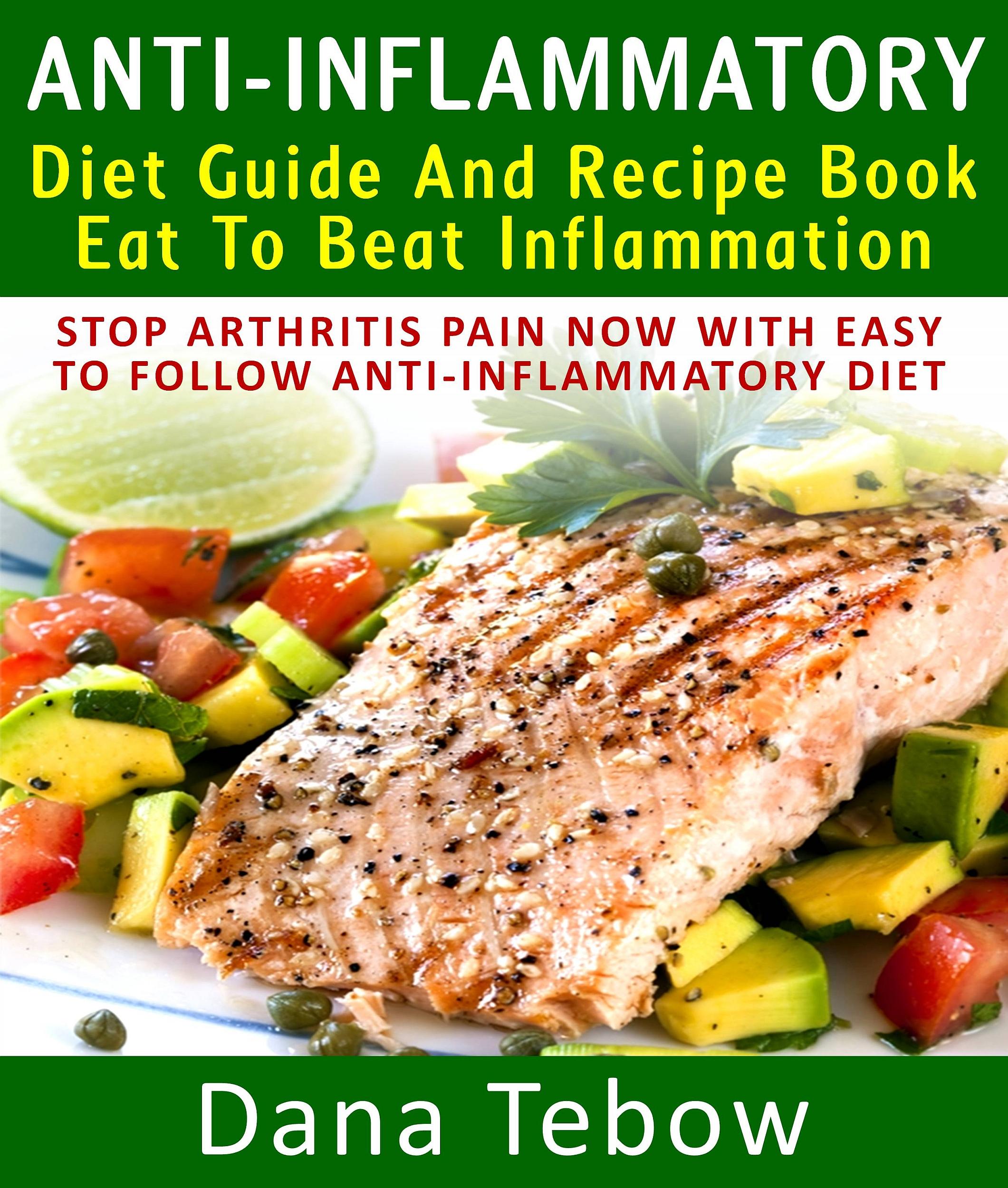 Arthritis Diet and Cookbook