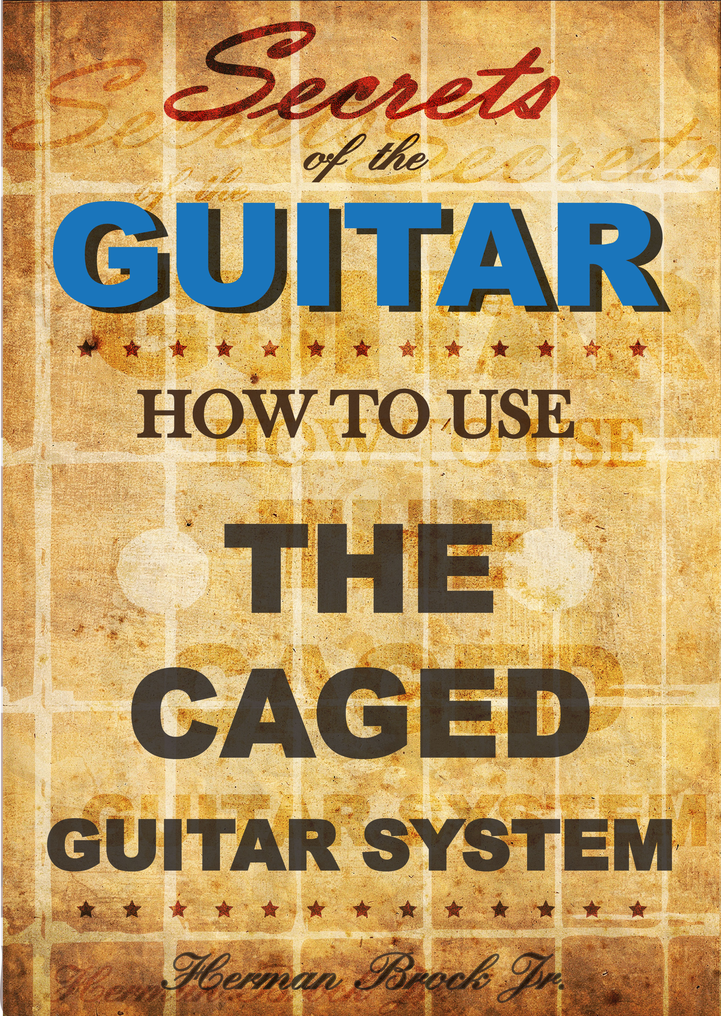 Smashwords How To Use The Caged Guitar Chords System Secrets Of