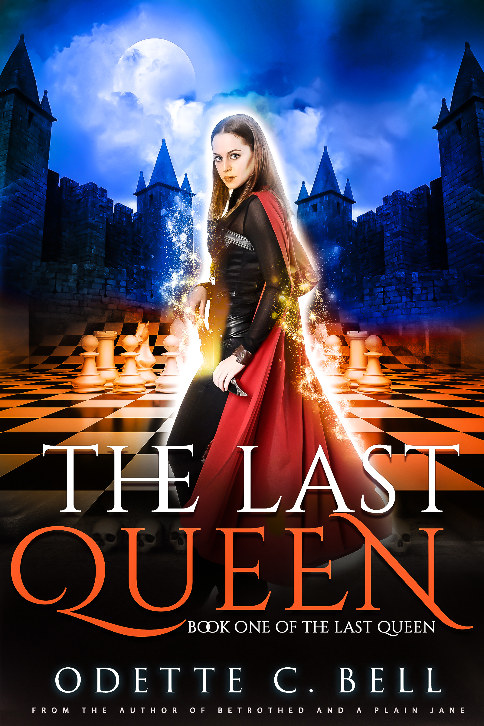 The Last Queen Book One (sst-cciii)