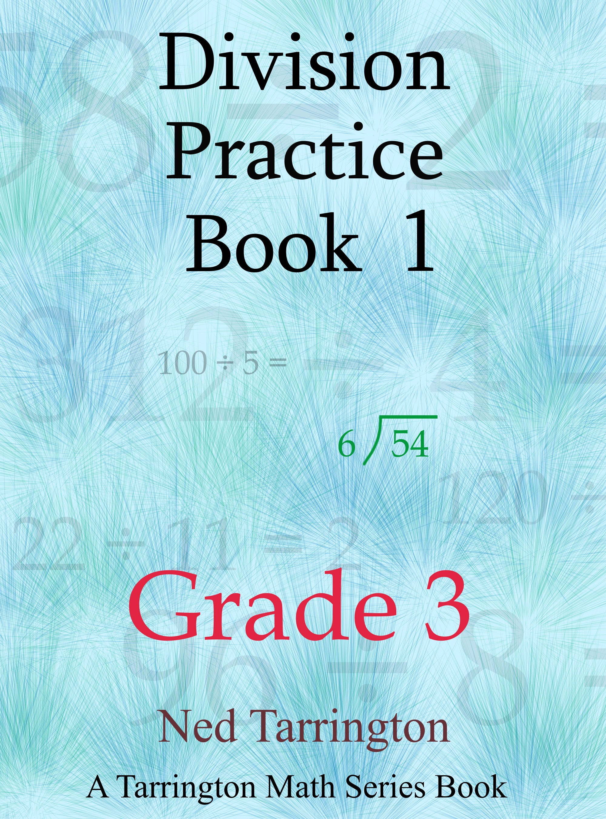 Division Practice Book 1, Grade 3, an Ebook by Ned Tarrington