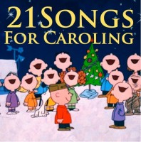 21 Songs For Caroling cover