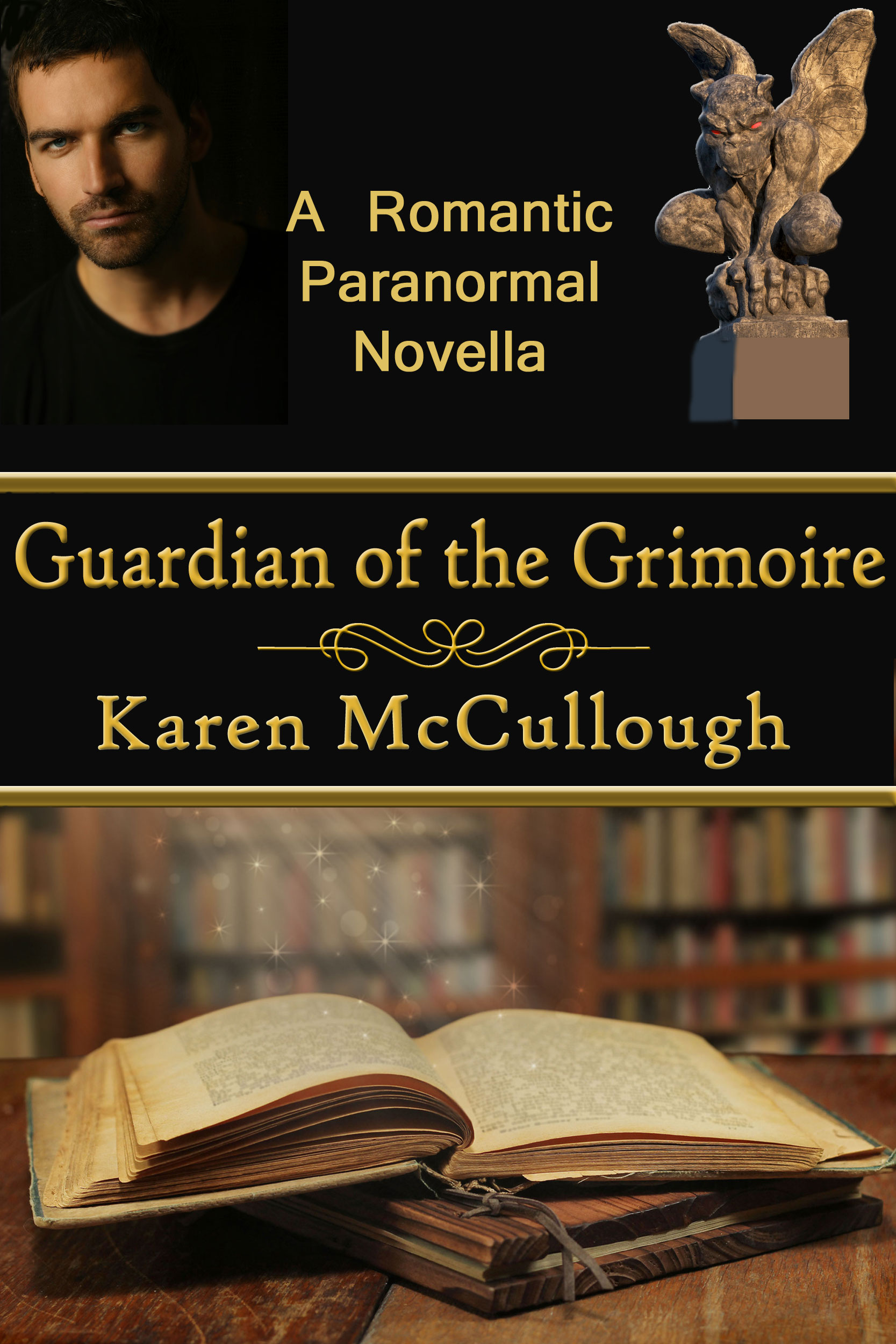 Guardian of the Grimoire