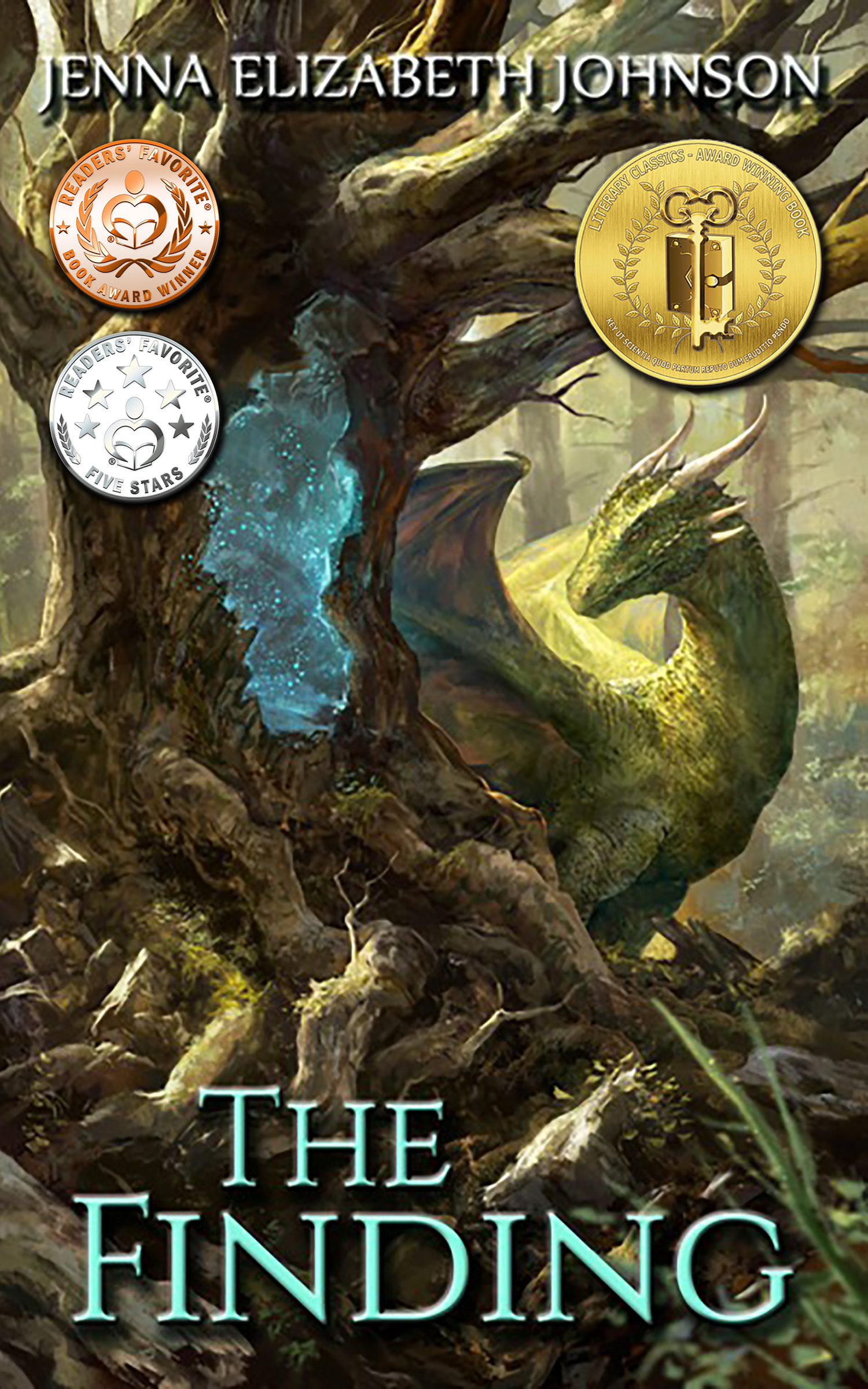 The Legend of Oescienne – The Finding (Book One)