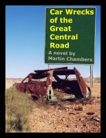 Cover for 'Car Wrecks of the Great Central Road'