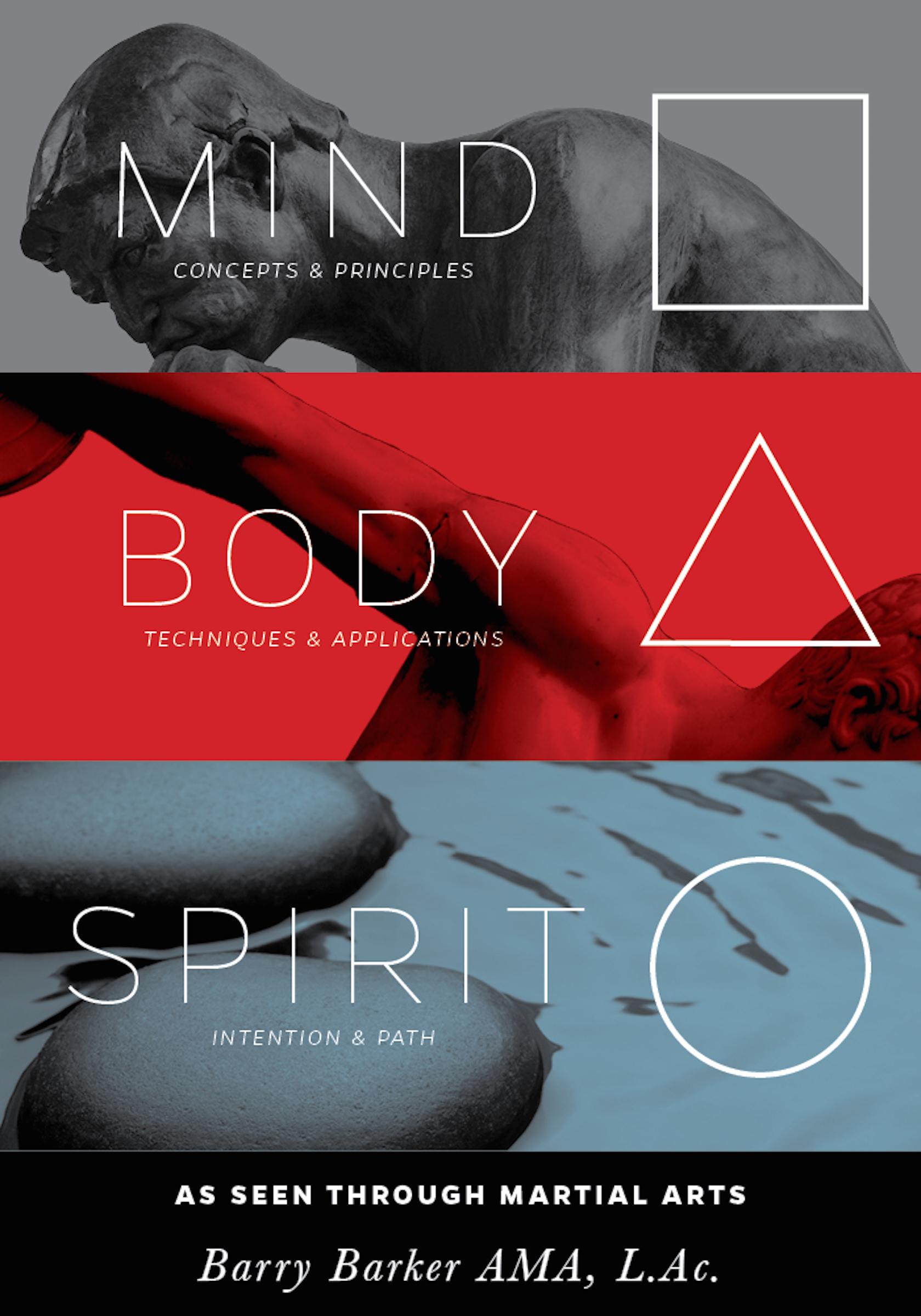 Mind Body Spirit As Seen Through Martial Arts An Ebook By Barry Barker