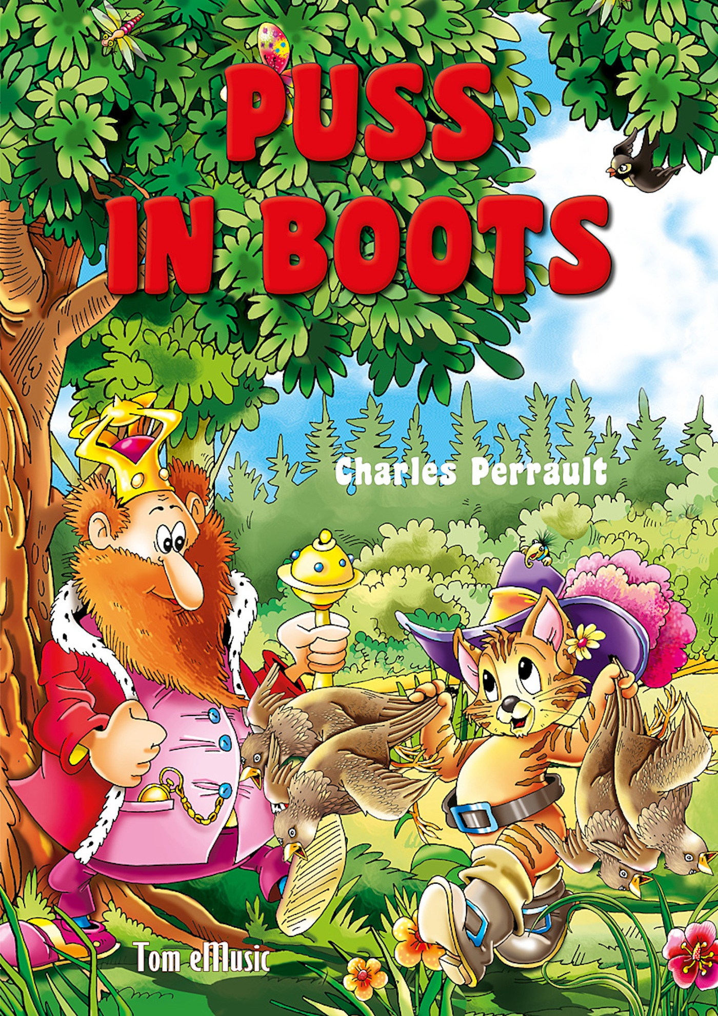 Puss In Boots Ebook