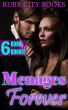 Menages Forever by Ruby City Books