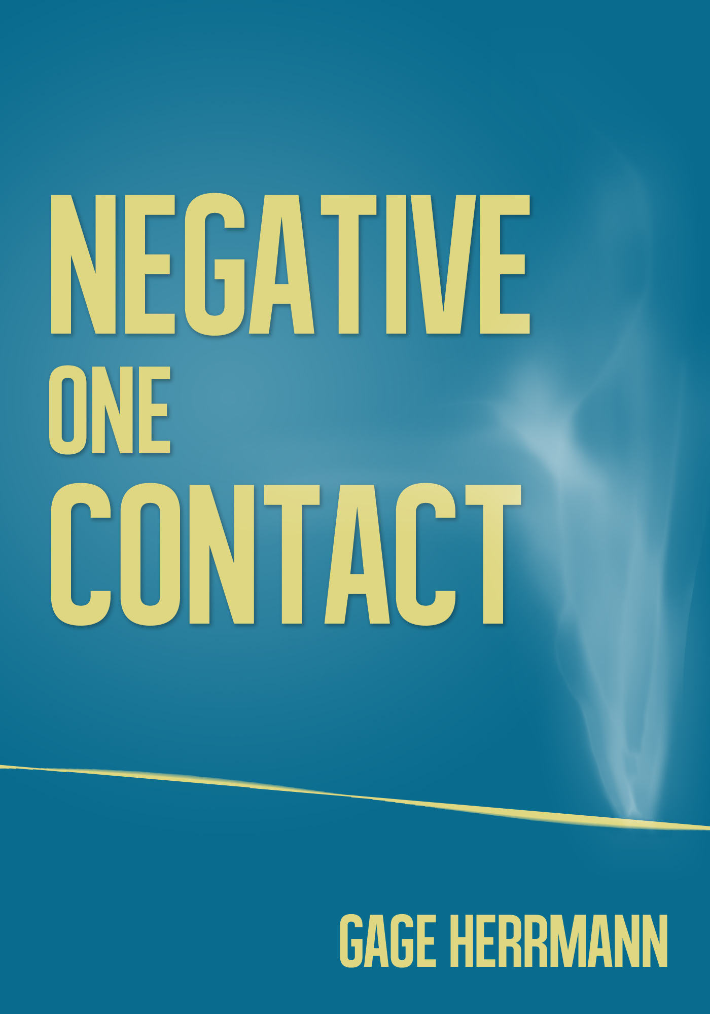 Negative One Contact by Gage Herrmann, Cover