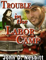 Cover for 'Trouble in the Labor Camp'