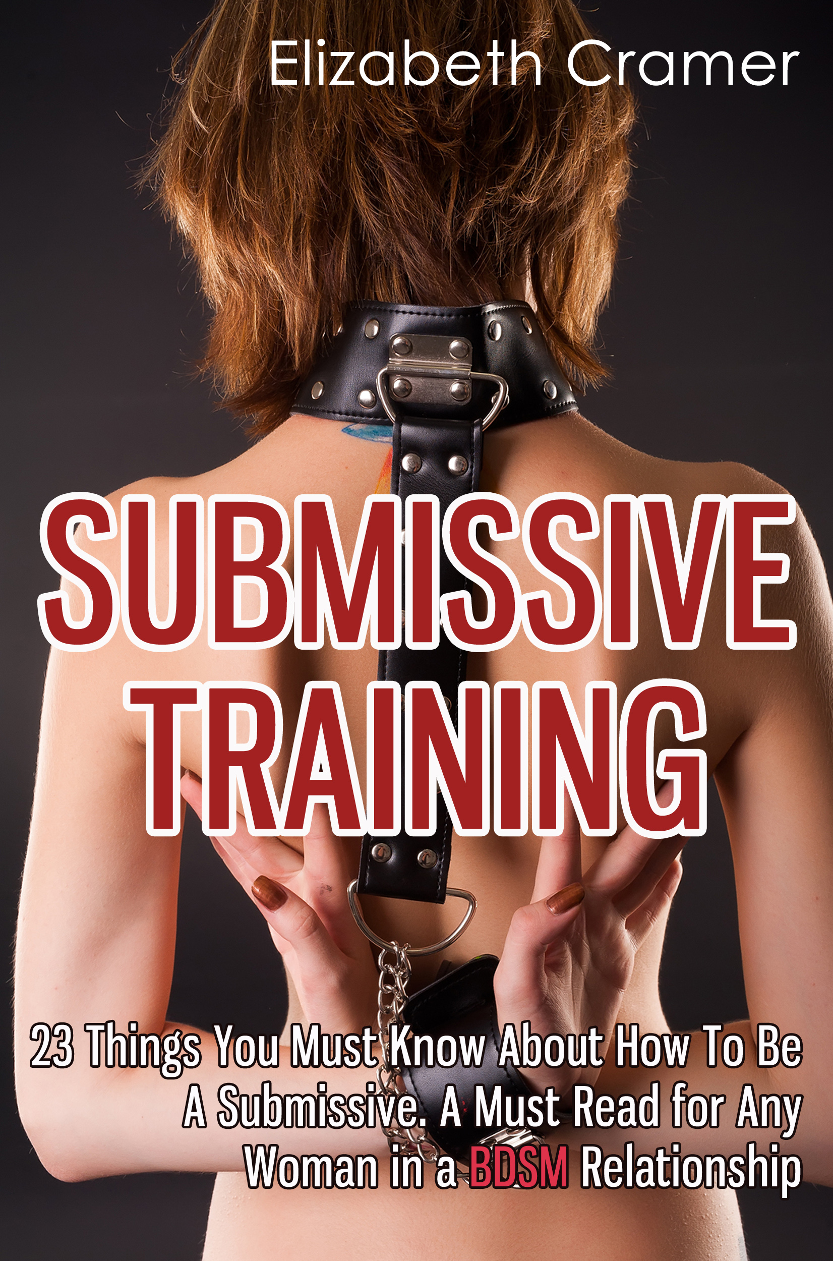 Training female bdsm and submssion