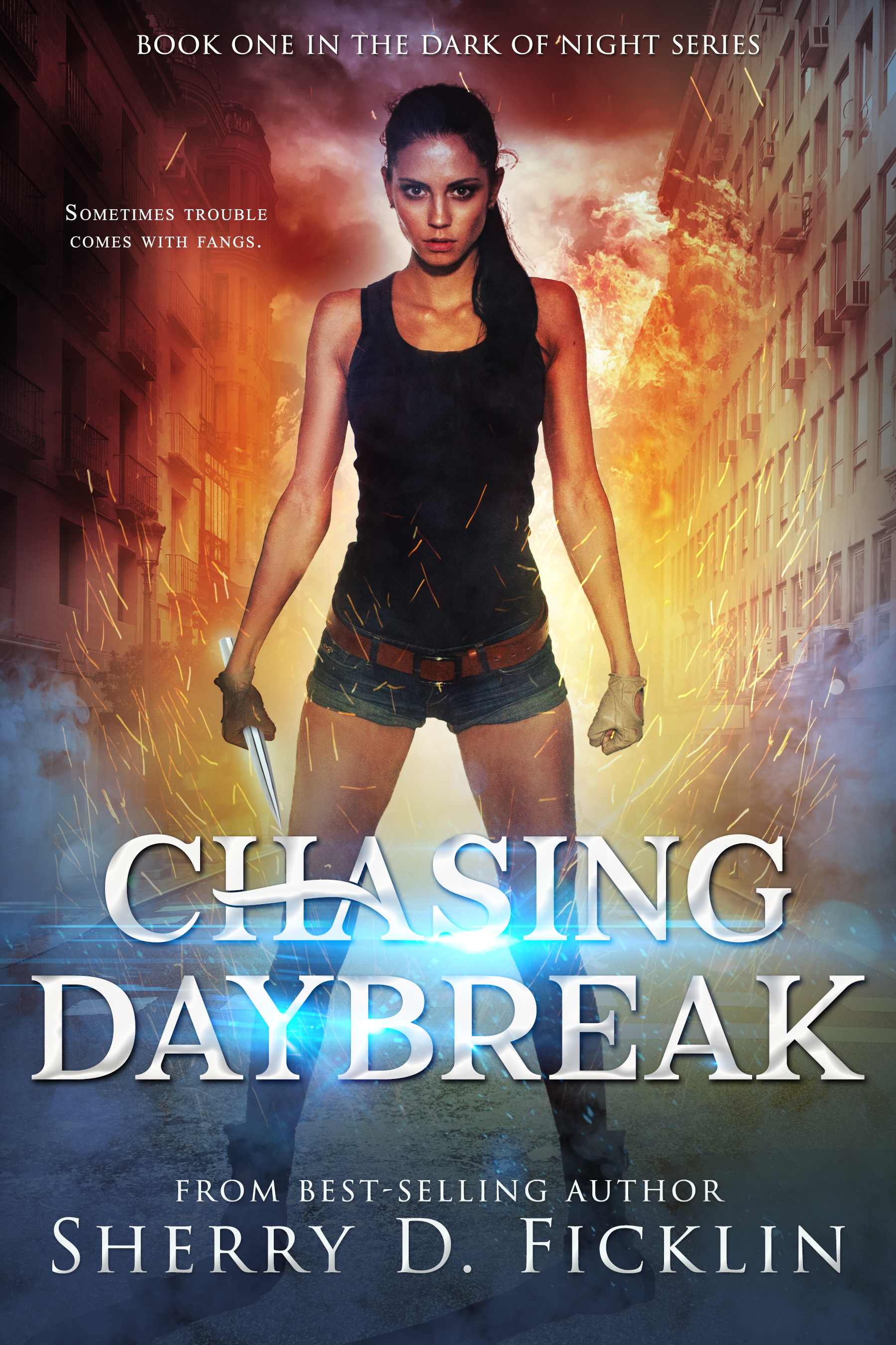 Chasing Daybreak by Sherry D. Ficklin