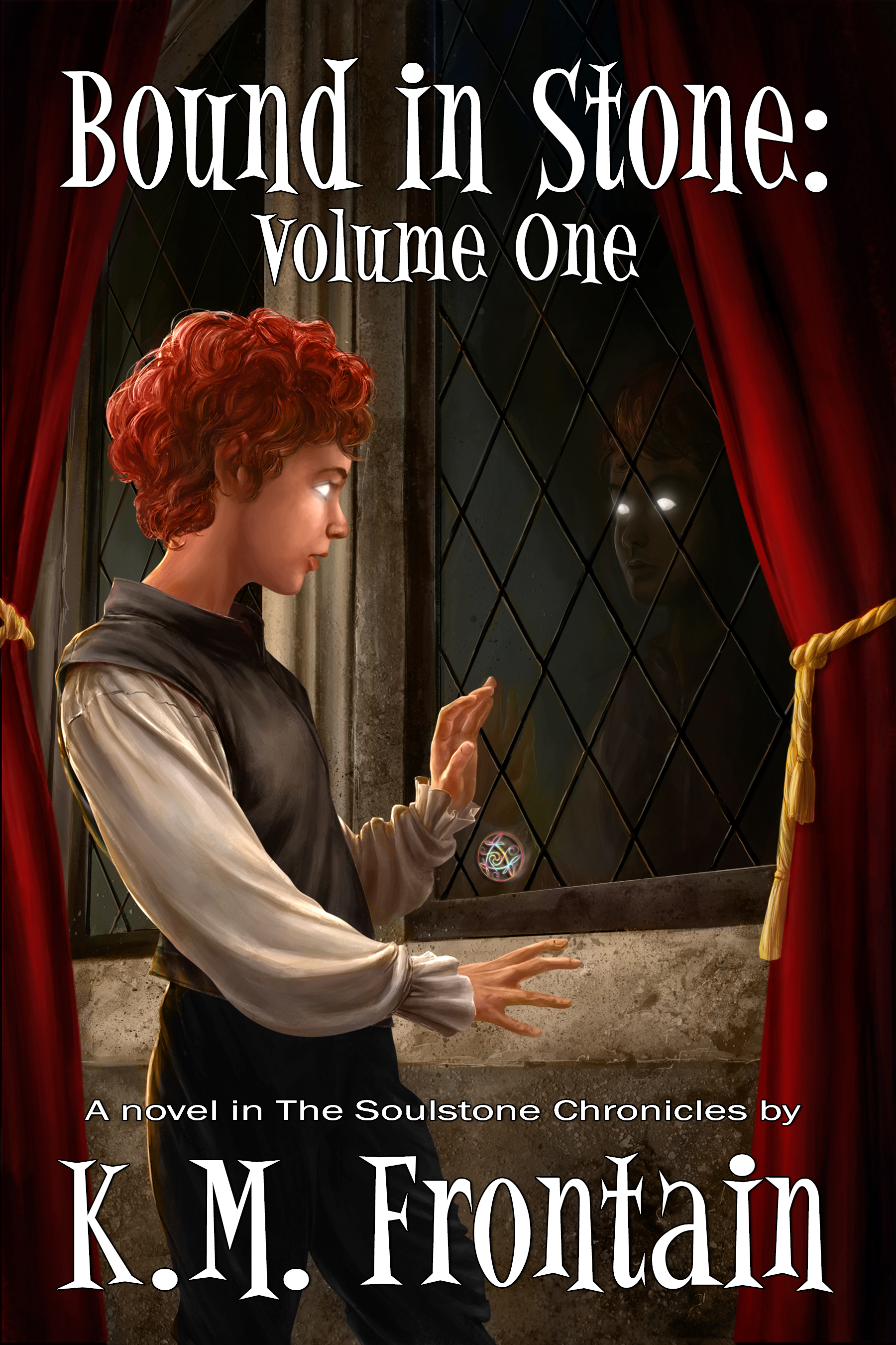 Bound in Stone:  The Soulstone Chronicles Volume One (sst-cxciv)