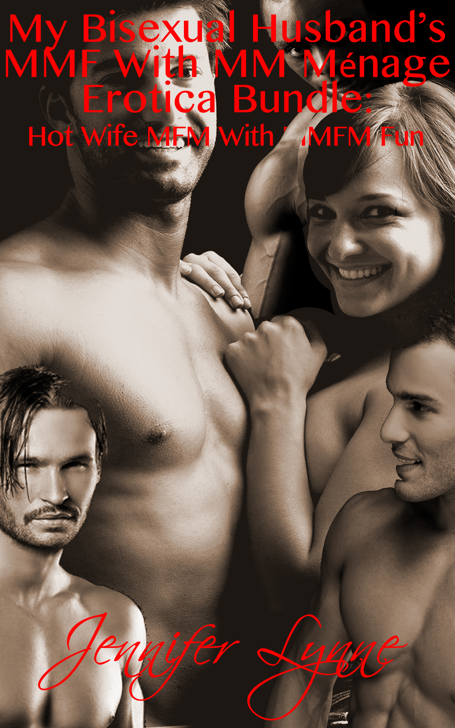 Smashwords  My Bisexual Husbands Mmf With Mm Mnage -6312