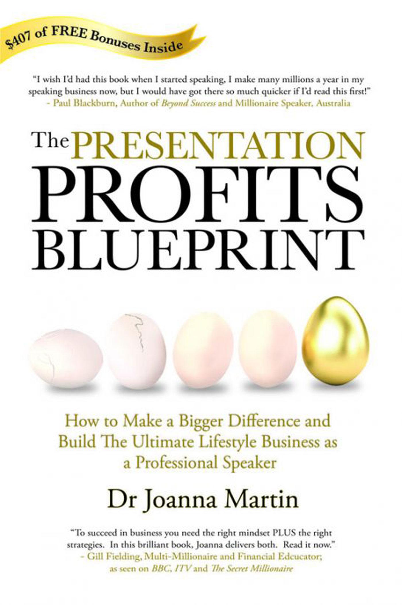 Smashwords the presentation profits blueprint a book by dr the presentation profits blueprint malvernweather Choice Image