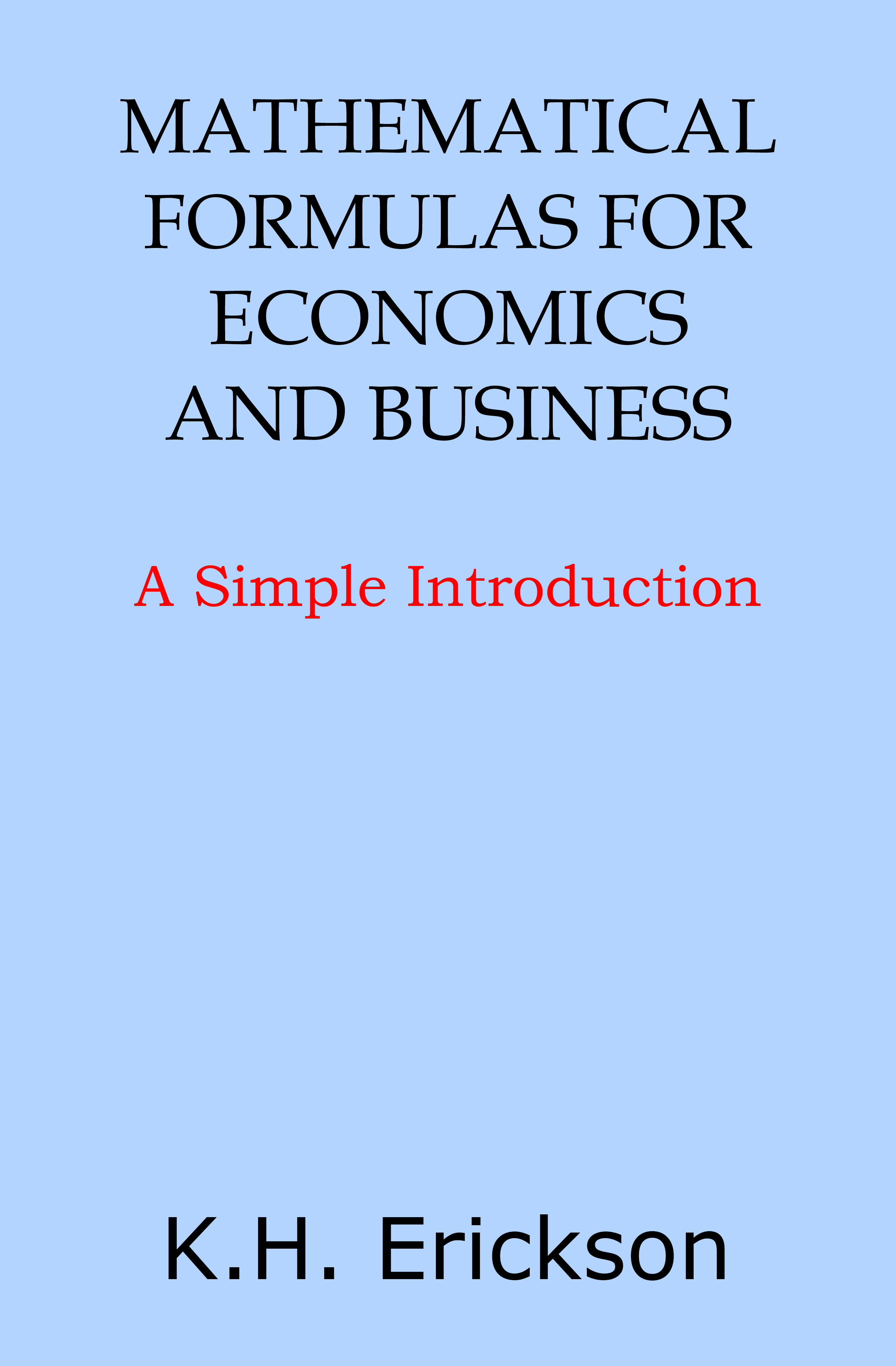 By fetishising mathematical models, economists turned economics into a highly paid pseudoscience