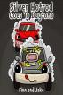 Silver Hotrod Goes To Daytona by Finn & JakeRonan